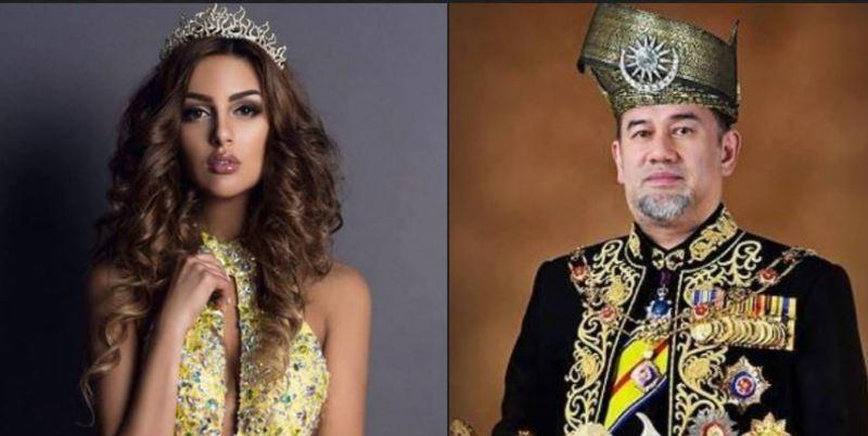 Malaysia-king-quits-amid-talks-of-marriage-to-Russian-beauty-queen