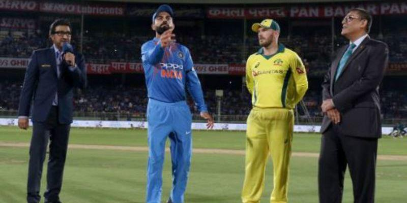 INDvsAUS-1st-T20---Australia-won-the-toss-and-India-Bat-First