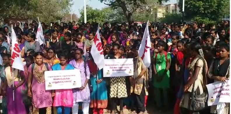 Pollachi-case--Students-Protest-across-tamilnadu