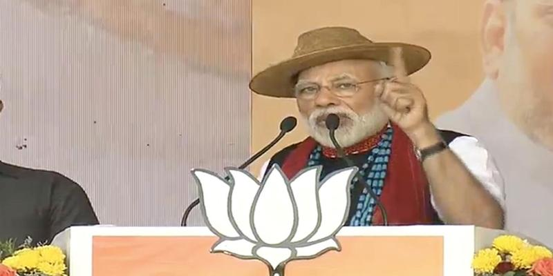 Fixing-the-mistake-5-years-syas-PM-Modi-Rips-Into-Congress