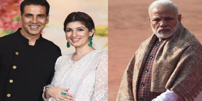 Modi-mentions-Twinkle-Khanna-s-angry-tweets-to-Akshay