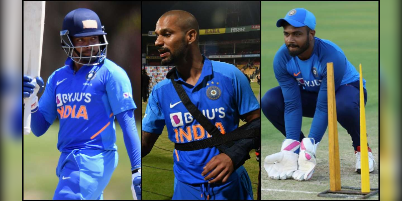 India---s-ODI-squad-for-NZ-series-announced--Shikhar-Dhawan-ruled-out