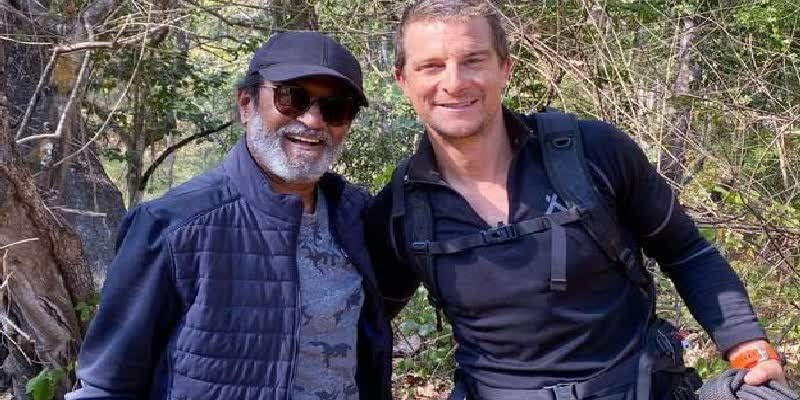 Actor-Rajinikanth-tweet-about-Into-The-Wild-With-BearGrylls-program