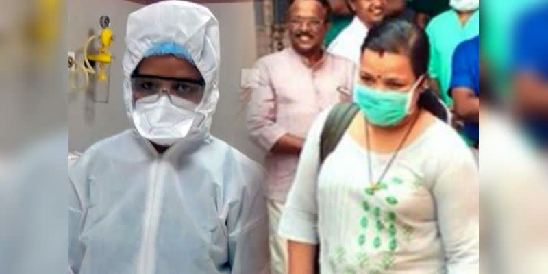 Will-go-back-to-work-soon-said--Kerala-nurse-who-recovered-from-COVID-19