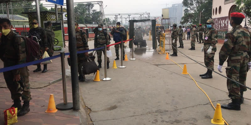 3-army-personnel-tests-positive-for-coronavirus-in-Gujarat--ATM-booth-common-source-of-virus-spread