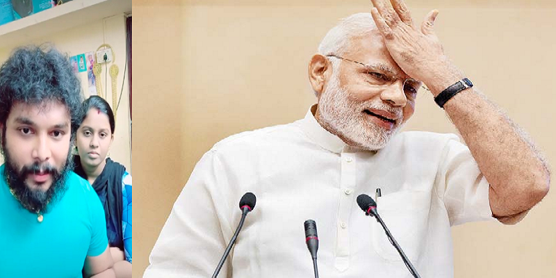 -PM-Modi-is-near--people-trying-to-cash-in-on-actor-