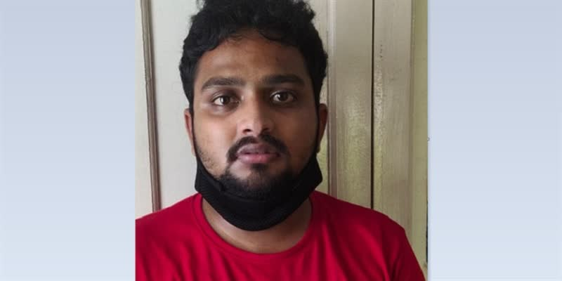 Man-arrested-for-swindling-Lakhs-of-Rupees---Cine-Acting-Chance