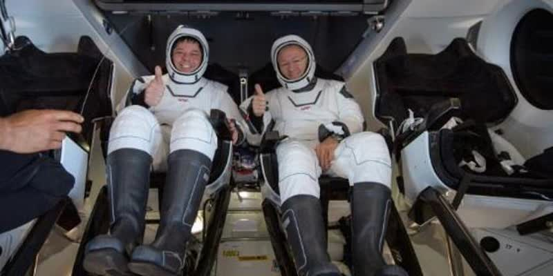 Felt-like-we-were-inside-of-an-animal-NASA-astronauts-on-SpaceX-landing