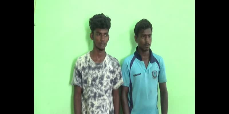 New-girl-killed-for-one-pound-gold-chain-in-Sivakasi-----Two-friends-arrested---