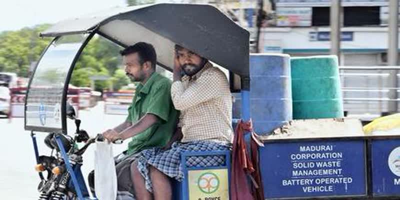 More-than-Rs-1-crore-fine-collected-from-those-who-did-not-wear-mask-in-Madurai-district