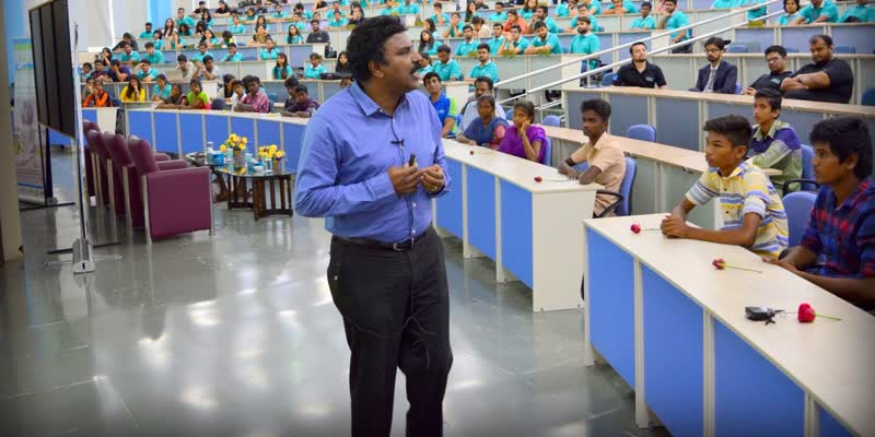 IAS-officer-Santhosh-Babu-joins-Officers----Academy-in-Chennai-as-Chief-Mentor-after-quitting-TN-Govt-service