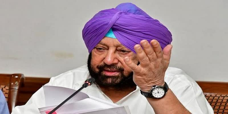Any-war-with-China-will-also-involve-Pakistan--Punjab-CM-Amarinder