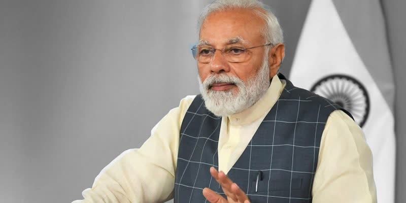 Prime-Minister-Modi-advises-INDIAN-POLICE-SERVICE-officers-not-to-act-like-SINGHAM-police