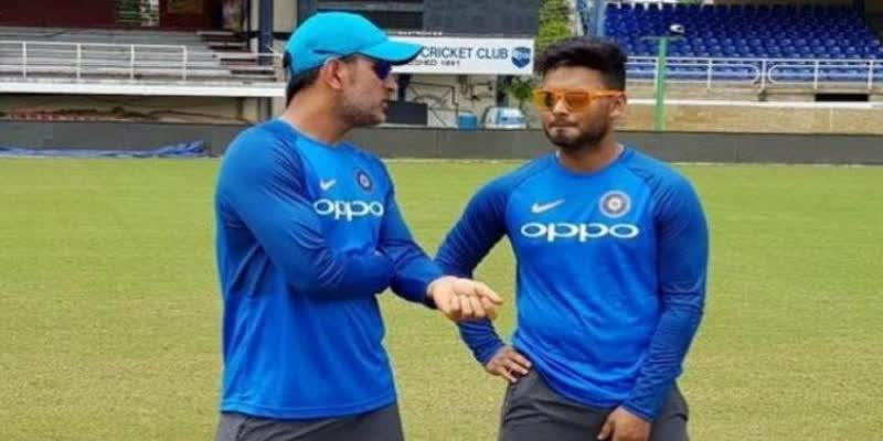 Pant-started-comparing-himself-to-Dhoni-started-copying-his-mannerisms-says-MSK-Prasad