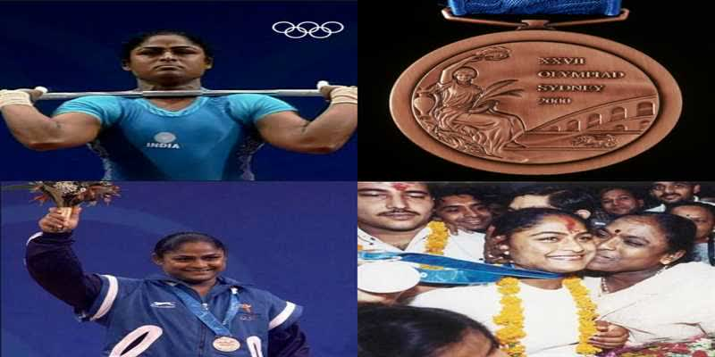 on-this-day-Karnam-Malleswari-became-the-first-Indian-women-to-win-an-Olympic-medal