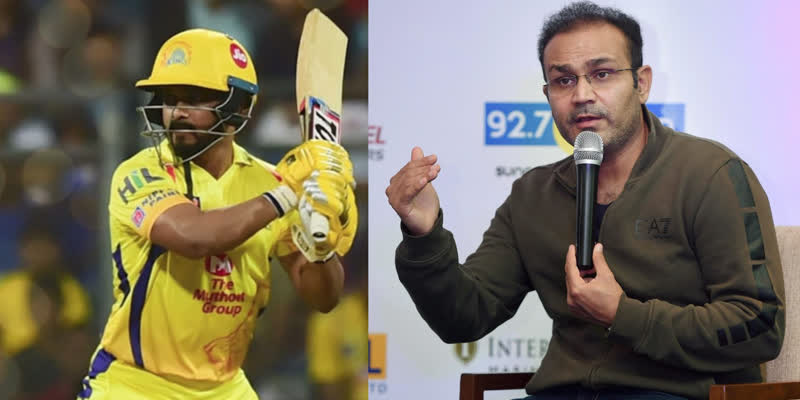 They-know-they--get-their-salary-anyway-Virender-Sehwag-takes-nasty-dig-at-Chennai-Super-Kings-Kedar-Jadhav-after-KKR-loss